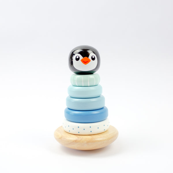 Stacking Penguin | Blue