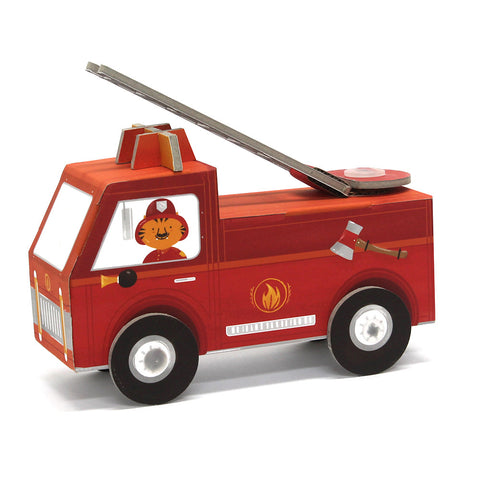 FOLD MY FIRE ENGINE