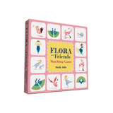 FLORA & FRIENDS MATCHING GAME