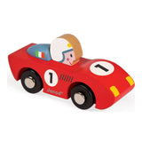 Janod Story Racing Speed Car Red