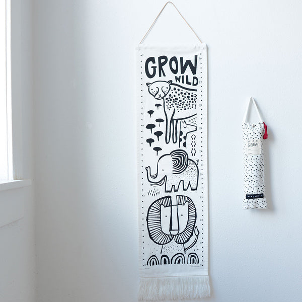 CANVAS GROWTH CHART | SAFARI