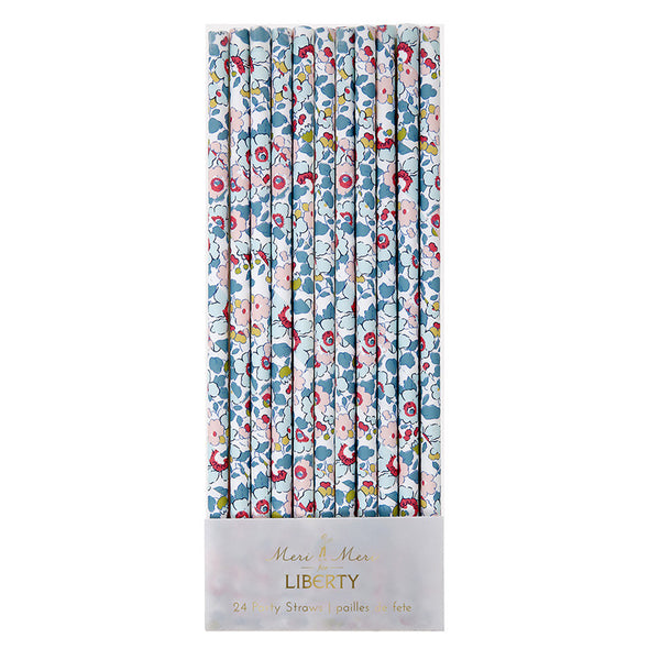 LIBERTY BETSY PARTY STRAWS