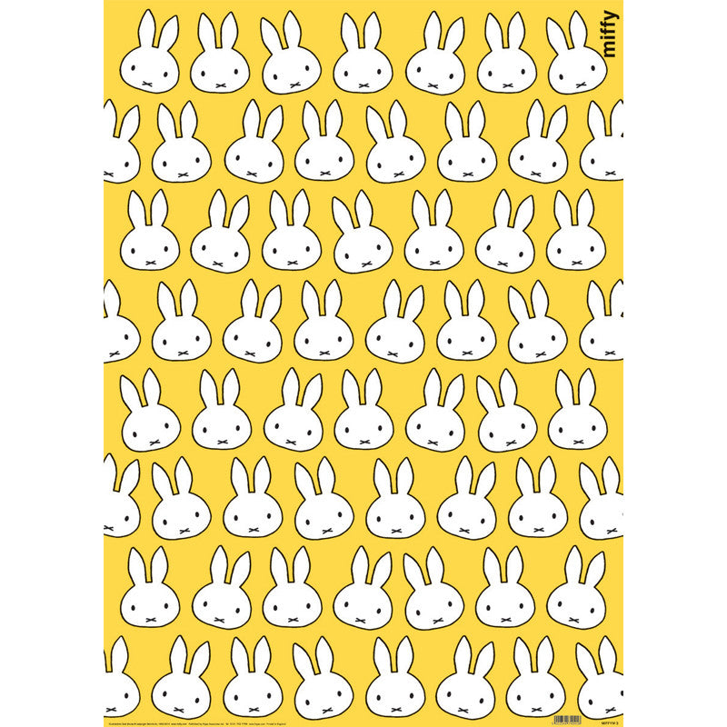 MIFFY WRAPPING PAPER