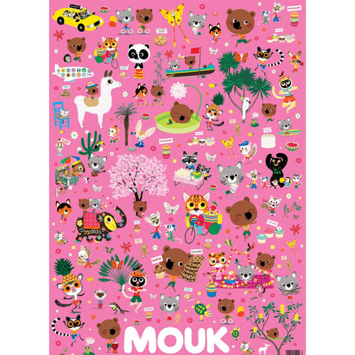 MOUK WRAPPING PAPER