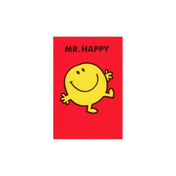 MR HAPPY MINI CARD