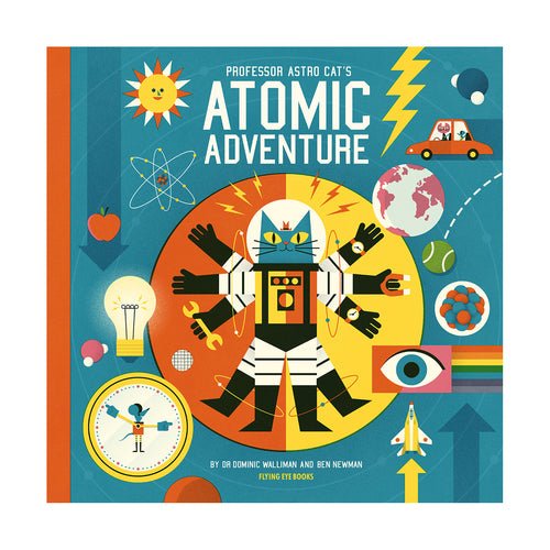 Professor Astrocat's Atomic Adventure