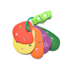 Wee Gallery Fruit Veg Stroller Cards