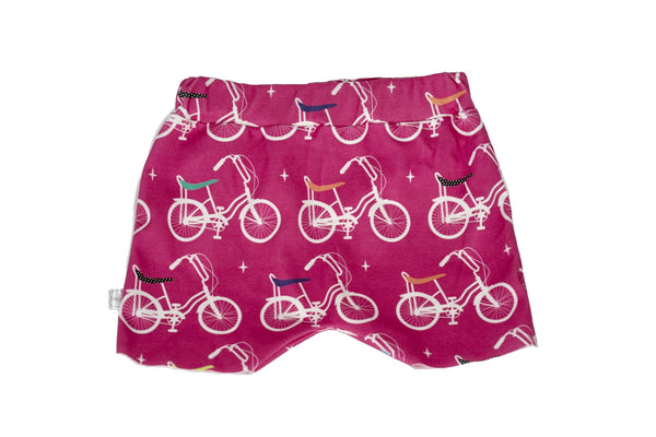 Harem Shorts || Banana Seat Bike