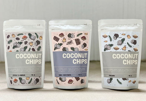 SOICOCO COCONUT CHIP ( BUNDLE OF 6)