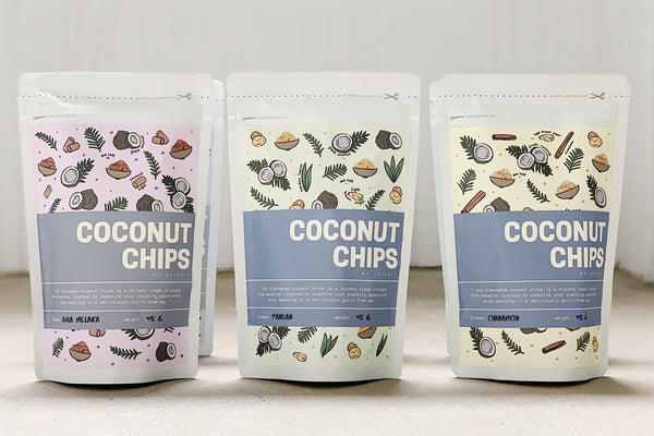 SOICOCO COCONUT CHIP (BUNDLE OF 7)
