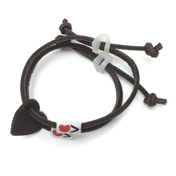 Luv Is Greater Bracelet Classic