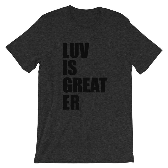 LUV IS GREAT ER