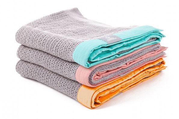 Product Focus - Mama Designs Cellular Blanket