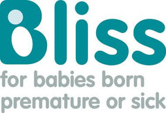Bliss premature baby charity logo