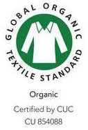 Organic tiny baby size clothes