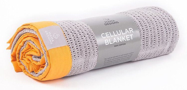 Mama Designs cellular blankets