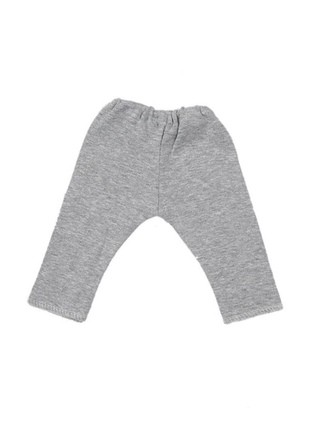 Grey Premature Baby Trousers