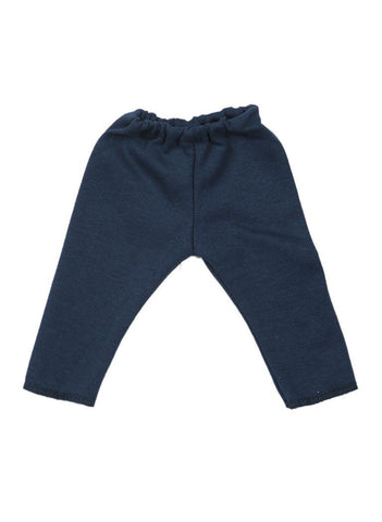 Navy Premature Baby Trousers (1.5lb-3lb)