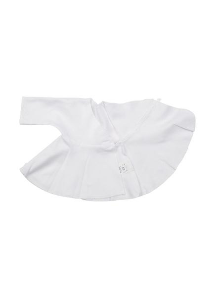 White Dress - Premature Baby Dress (1.5-3.5lb)