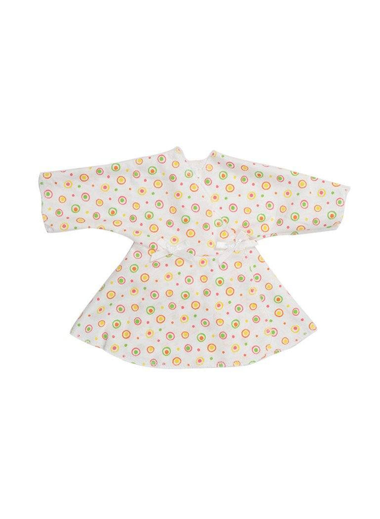 Bright Spotty Dress (Premature Baby)