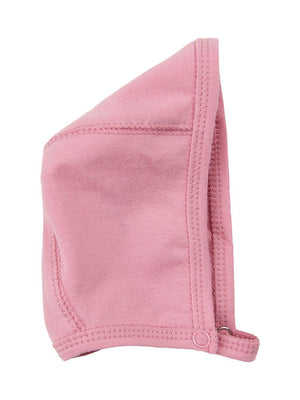 Organic Cotton Dusty Pink Bonnet (3-5lb & 4-7lb)