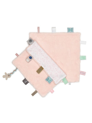 Sweet Dreaming Fluffy Comforter with tags - Pale Pink