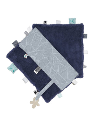 Sweet Dreaming Fluffy Comforter with tags - Navy Blue