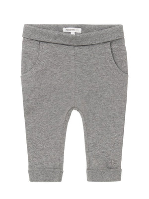 Soft Jersey Trousers - Charcoal Grey (3 Sizes)