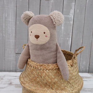 Albetta Cute Towelling Large Bear Toy (45cm tall)