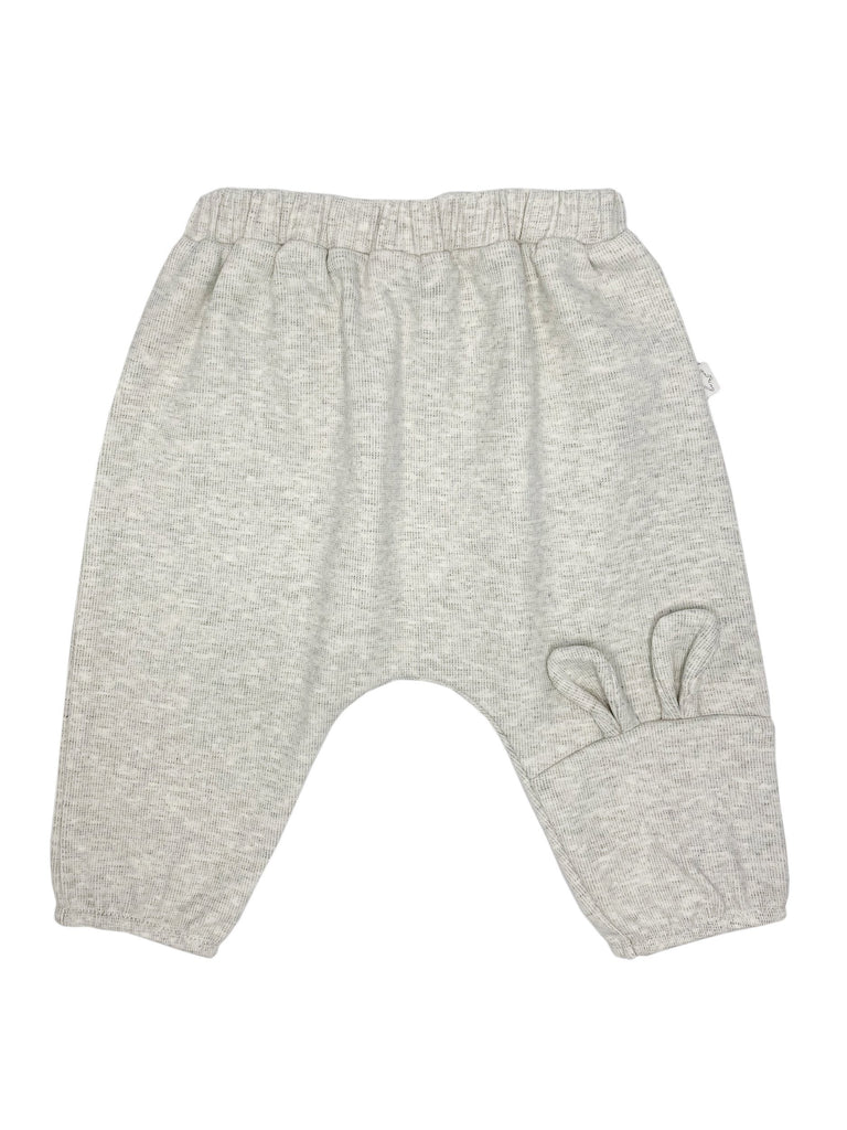 Bunny Ears Grey Trousers (0-3 Months)