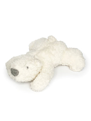Albetta Fluffy Polar Bear Soft Toy