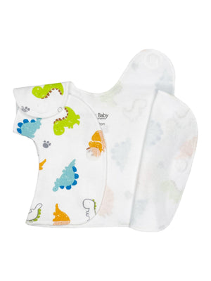 Floral wrap over top (2 sizes 1-3lbs & 3-5lbs) - Incubator Vest - Itty Bitty Baby Clothing