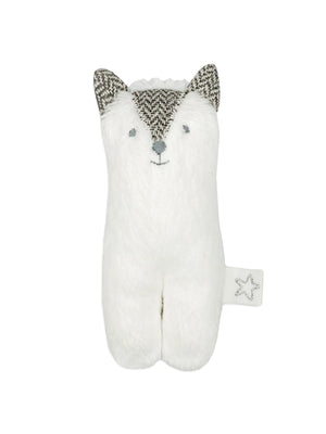 Arctic Fox - Gorgeous Little Rattle By Albetta