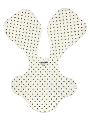 Cream Polkadot Incubator Vest (1.5-3lb) - Incubator Vest - Little Mouse Baby Clothing & Gifts