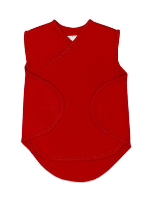 Premature Baby Incubator Vest - Red (1.5-3.5 & 4-6lb) - Incubator Vest - Little Mouse Baby Clothing & Gifts