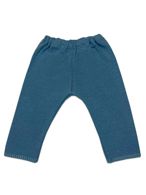 Slate Blue Premature Baby Trousers