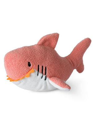 Sal the Shark Plush Toy - Coral