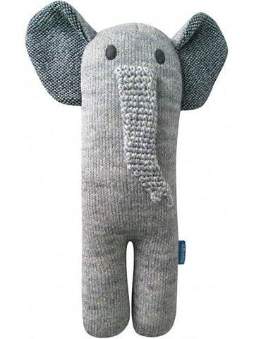Elliott Elephant Soft Toy (32cm Tall)  - A great boy