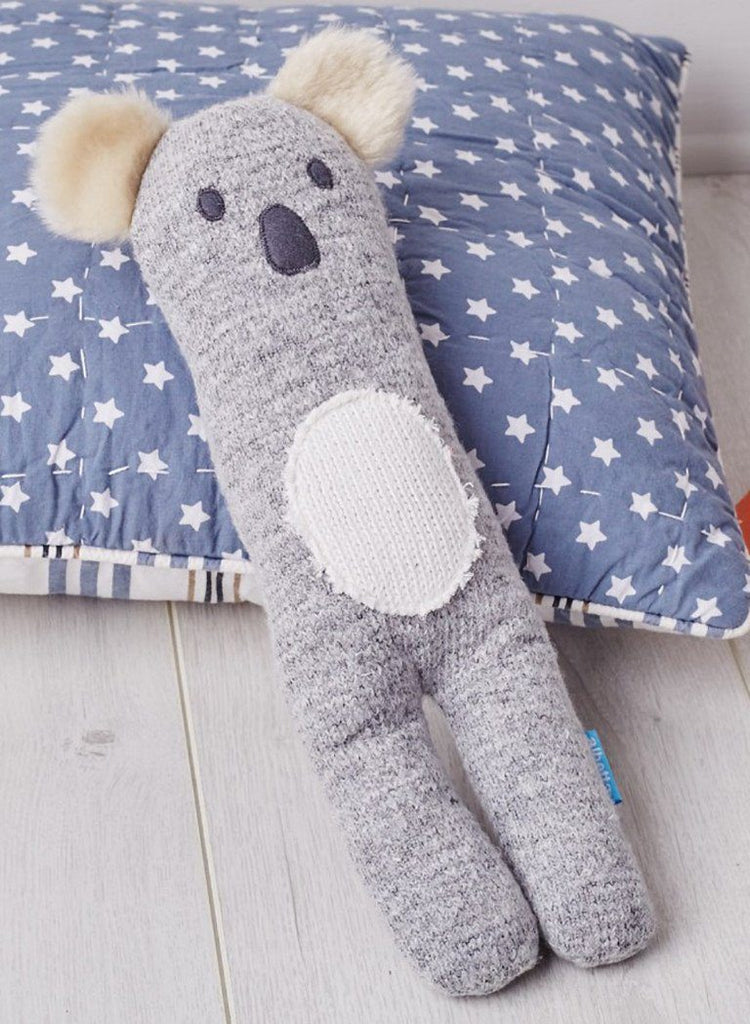 Keith Koala - toys - Albetta UK - Little Mouse Baby Clothing & Gifts