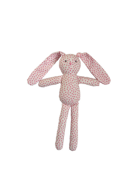 Cherry Blossom Bunny Rabbit Snuggle Toy - toys - Albetta UK - Little Mouse Baby Clothing & Gifts