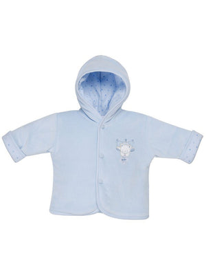 Blue Tiny Baby Jacket (3-5lb & 5-8lb)