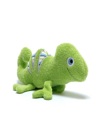 Organic Chameleon Toy - toys - Under The Nile - Little Mouse Baby Clothing & Gifts