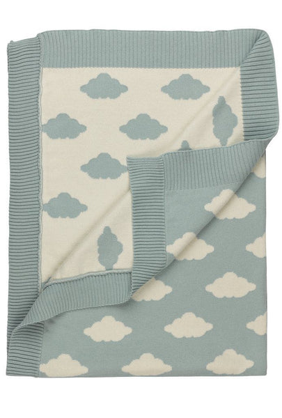 Trendy Cloud Blanket - Organic and Fair Trade