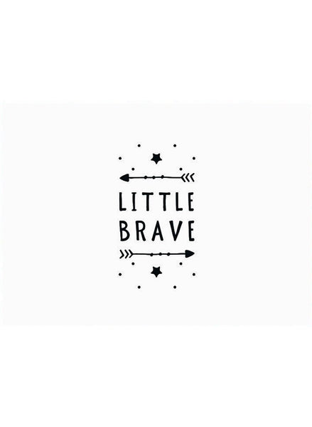 Little Brave - New Premature Baby Card