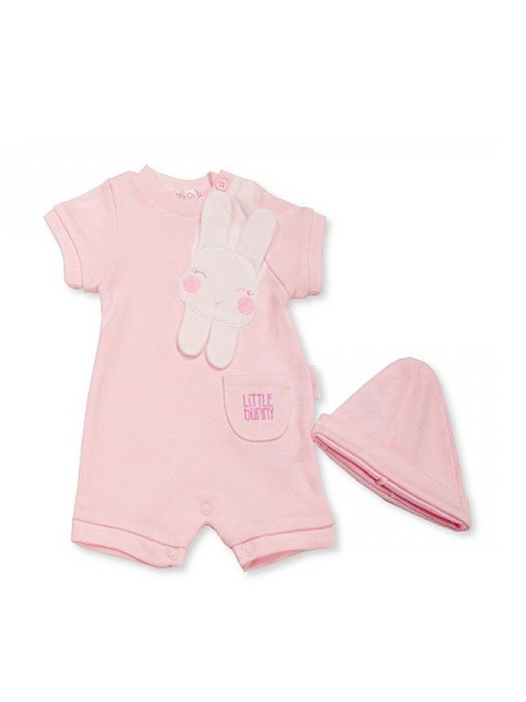 Little Bunny 2 Piece Set - Pink (3-5lb & 5-8lbs)