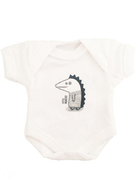 'Little Monster' Baby Vest (4 Sizes)