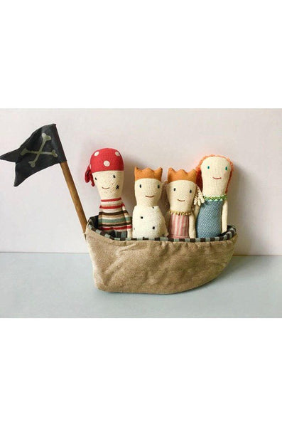 Pirate Rattle by Danish Designer Maileg