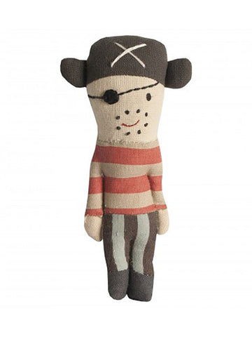 Pirate Captain Rattle by Danish Designer Maileg