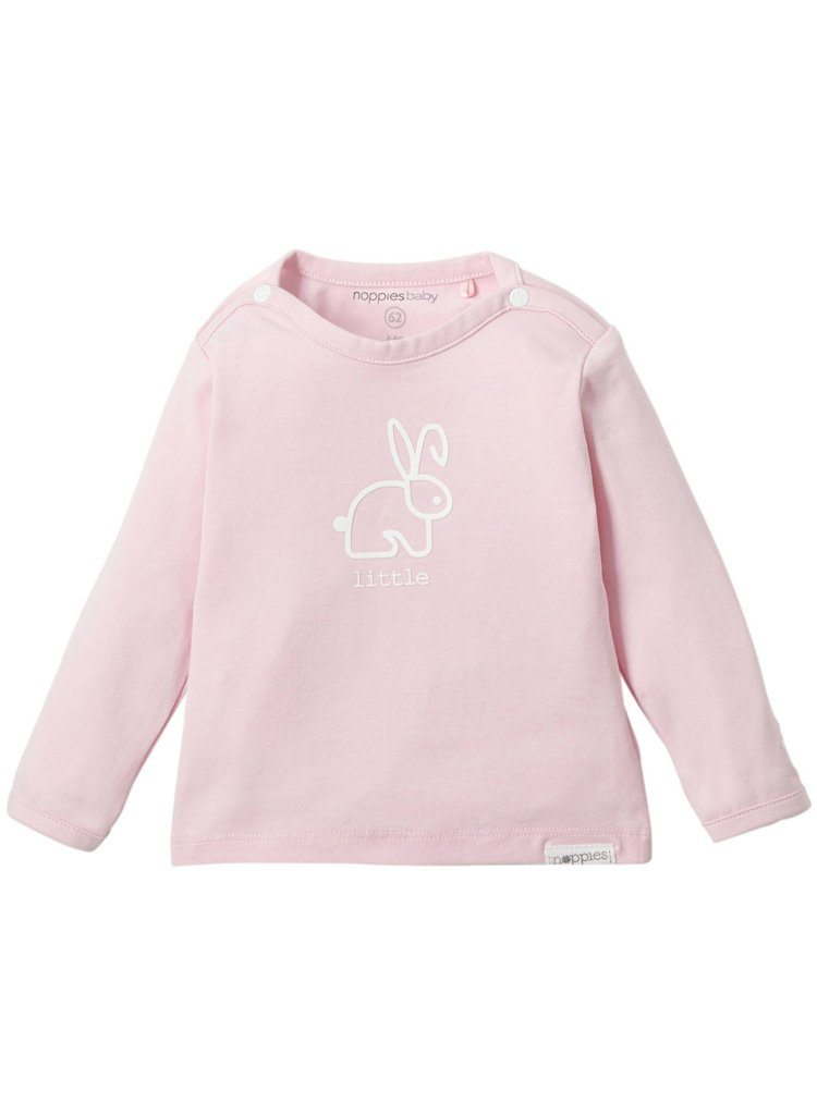 Little Bunny Top, Pink - Organic (Tiny Baby Size, 4-7lb)