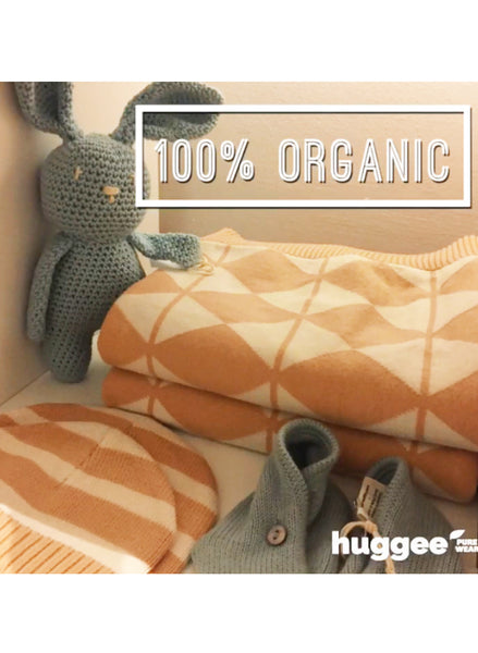 Triangle Blanket - Organic and Fair Trade